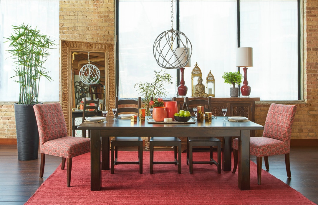 Featured Product SUMMIT DINING STYLED SUMMIT From Walter E. Smithe Furniture  + Design