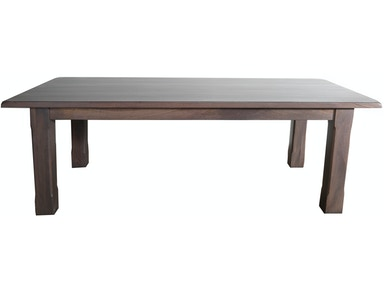 SUMMIT 86 5 X 39 DINING TABLE SMOKEDining Room Tables   Walter E  Smithe Furniture and Design   11  . Arlington Round Sienna Pedestal Dining Room Table W Chestnut Finish. Home Design Ideas