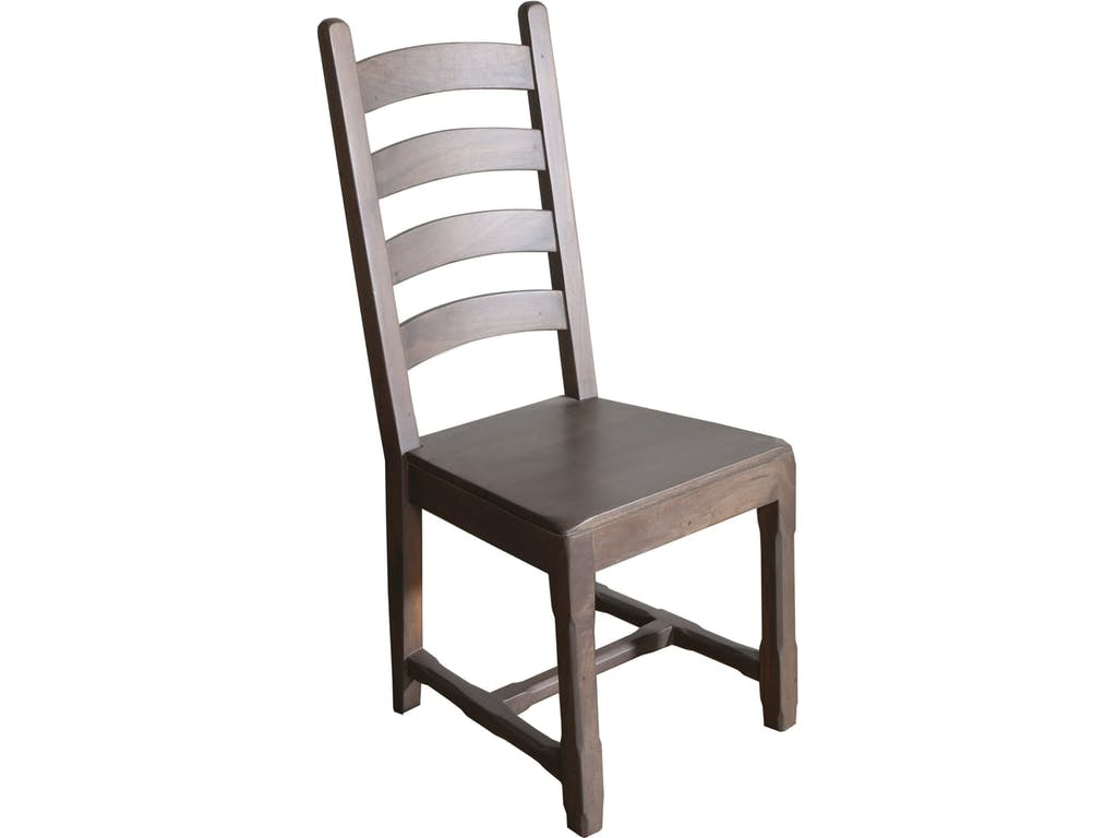 Summit Dining Chair W Wood Seat