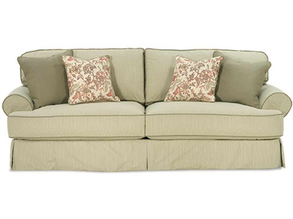 Victoria 2 Seat Sofa With Slipcover