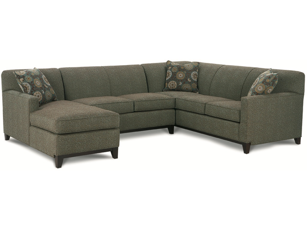 WALDORF Left Seated Chaise End