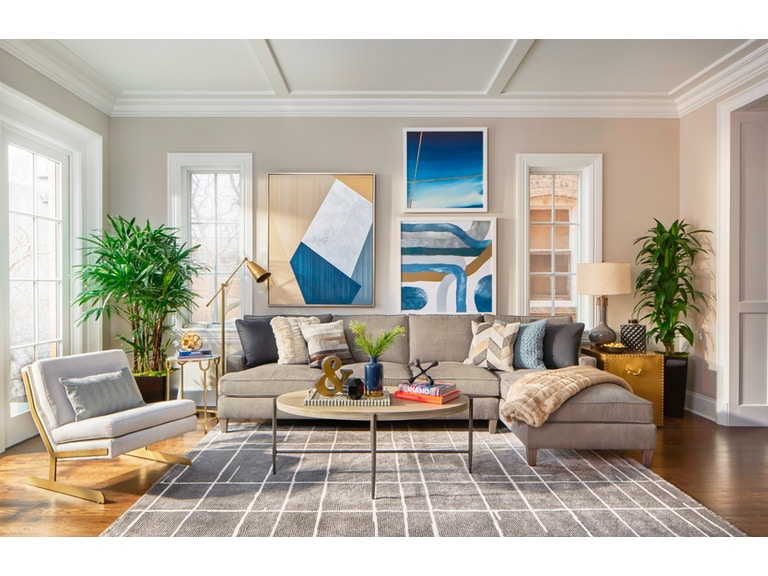 Featured Product Selections Sectional Living Room From Walter E Smithe Furniture Design