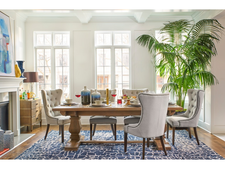 Featured Product BRISTOW DINING ROOM from Walter E. Smithe Furniture + Design