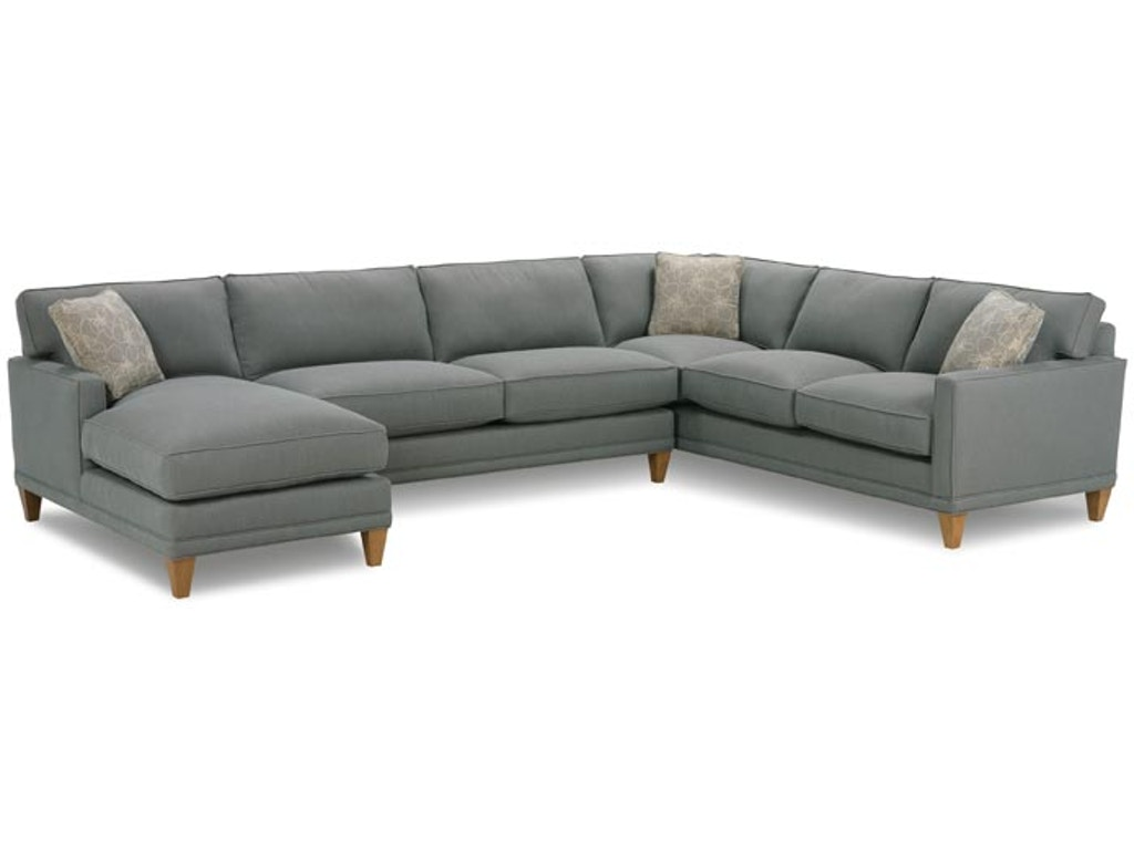WESTWOOD Left Seated Chaise End