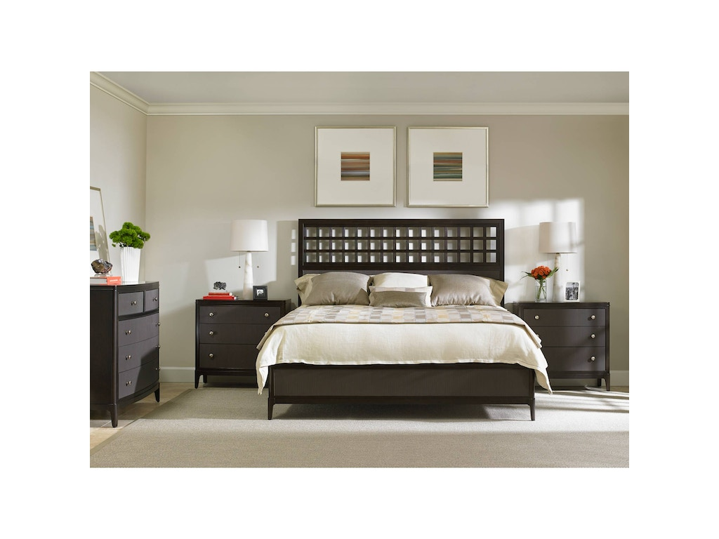 LaSalle King Panel Bed