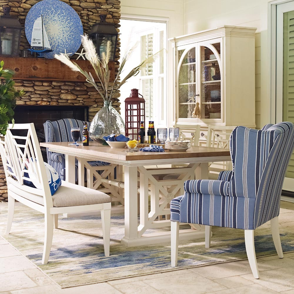 bassett dining room hgtv home furniture collection 4570-4478