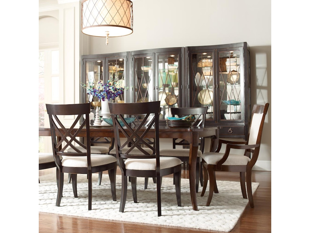 Bassett Dining Room HGTV HOME Furniture Collection 4481-2451 ...