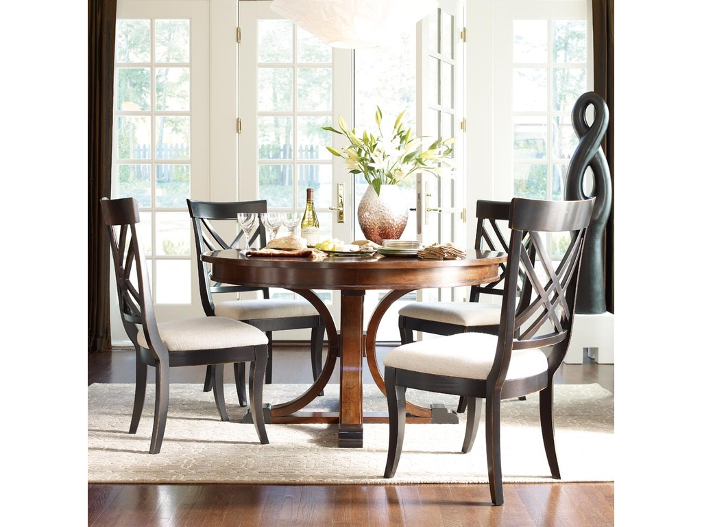 bassett dining room hgtv home furniture collection 4481