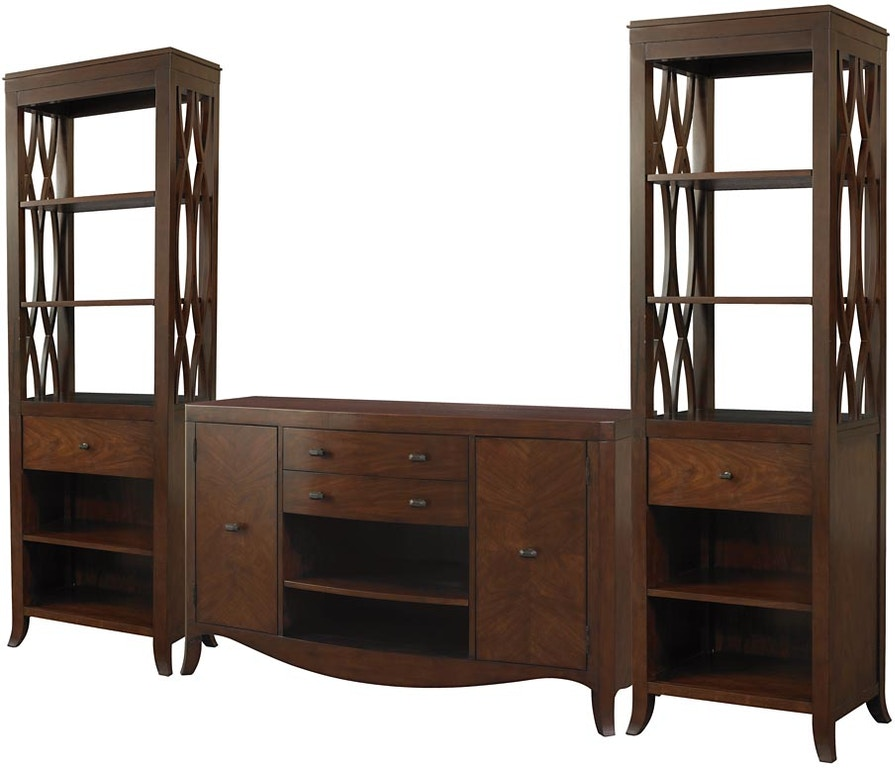 Bassett Home Entertainment HGTV HOME Furniture Collection