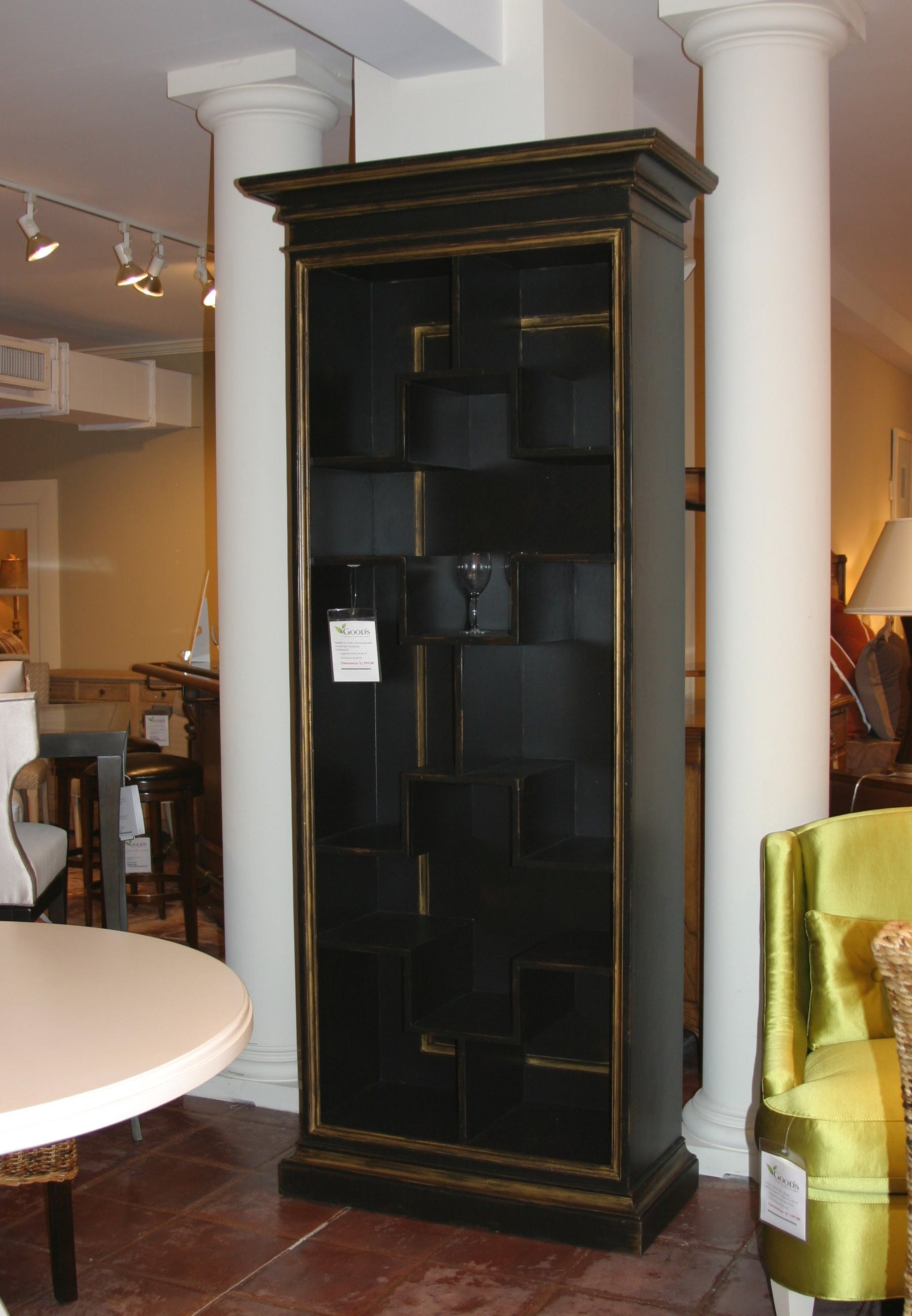 Delicieux Goodu0027s Furniture Outlet American Treasures Loft Bookcase By Habersham  Furniture 01 2755 Clearance