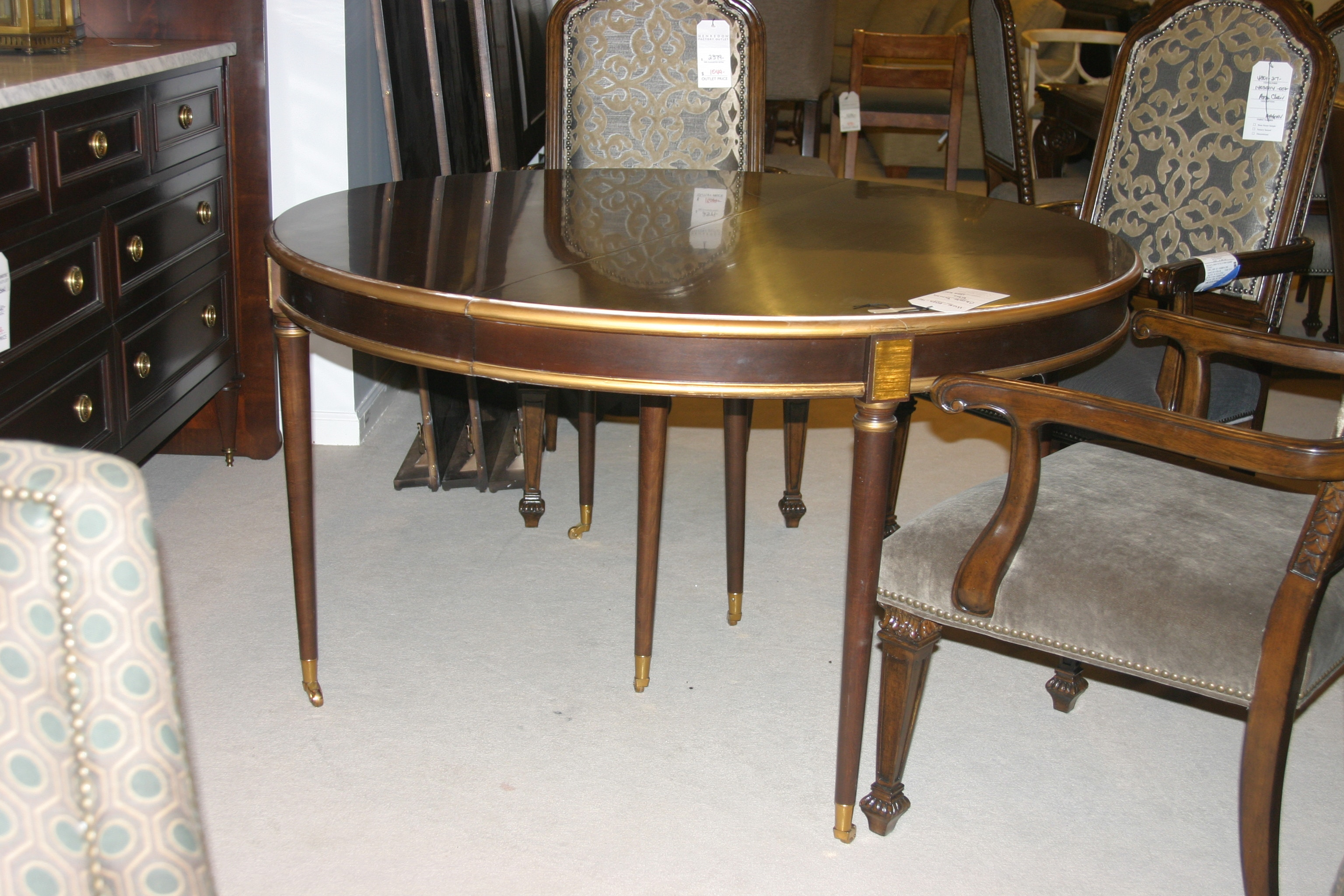 hickory chair dining room furniture. hickory chair baltimore table