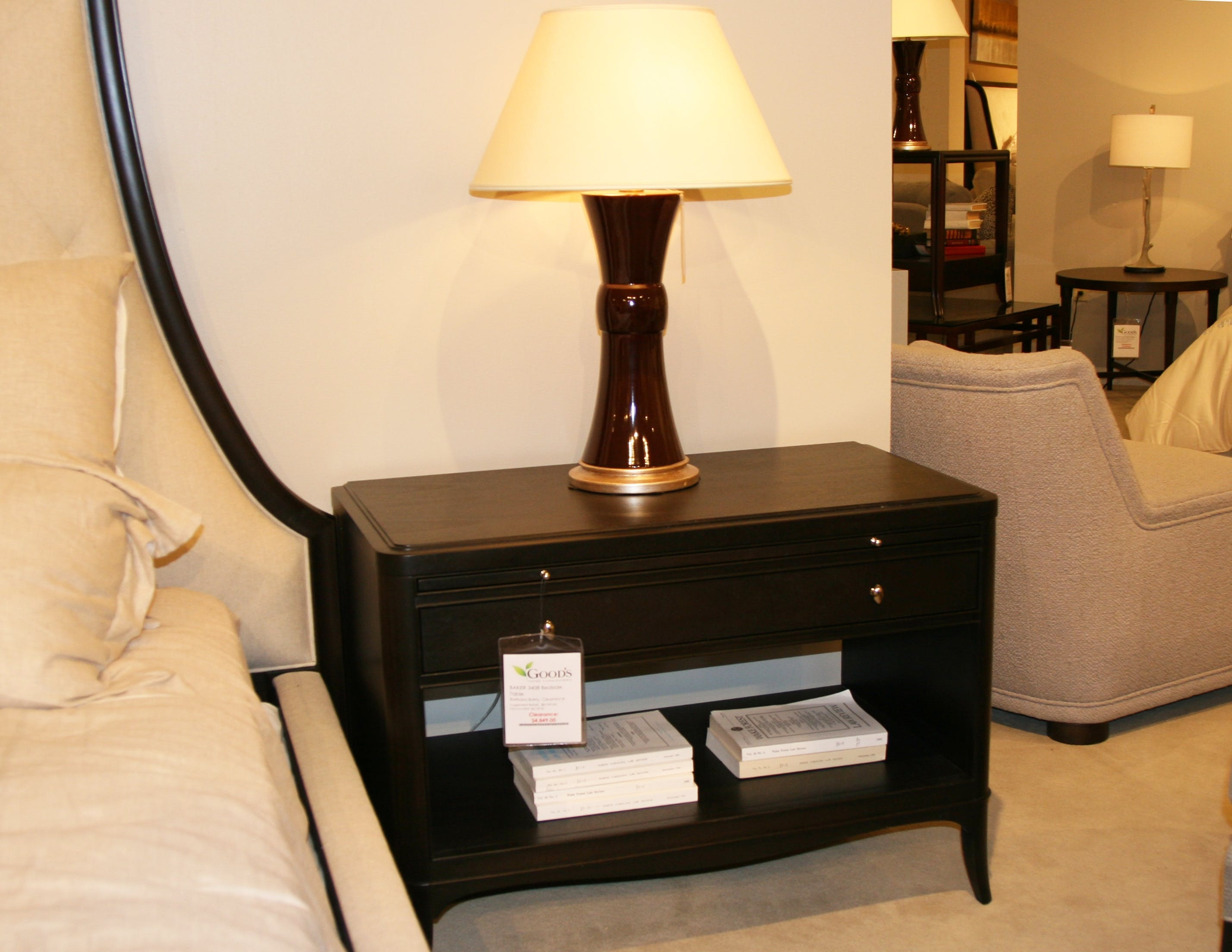 Goodu0027s Furniture Outlet Barbara Barry King Bedroom Group By Baker Furniture  3408 Clearance