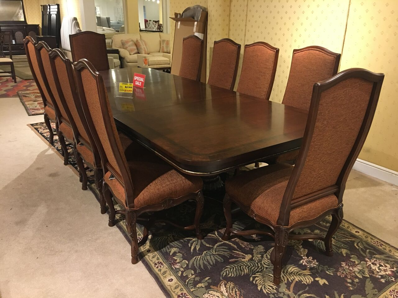 Hickory Park Furniture Outlet Dining Group By Century Furniture 309 304