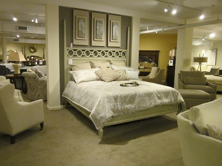 Beau Goodu0027s Furniture Outlet American Treasures Tiffany Link Bed By Habersham  Furniture 01 5770K Clearance