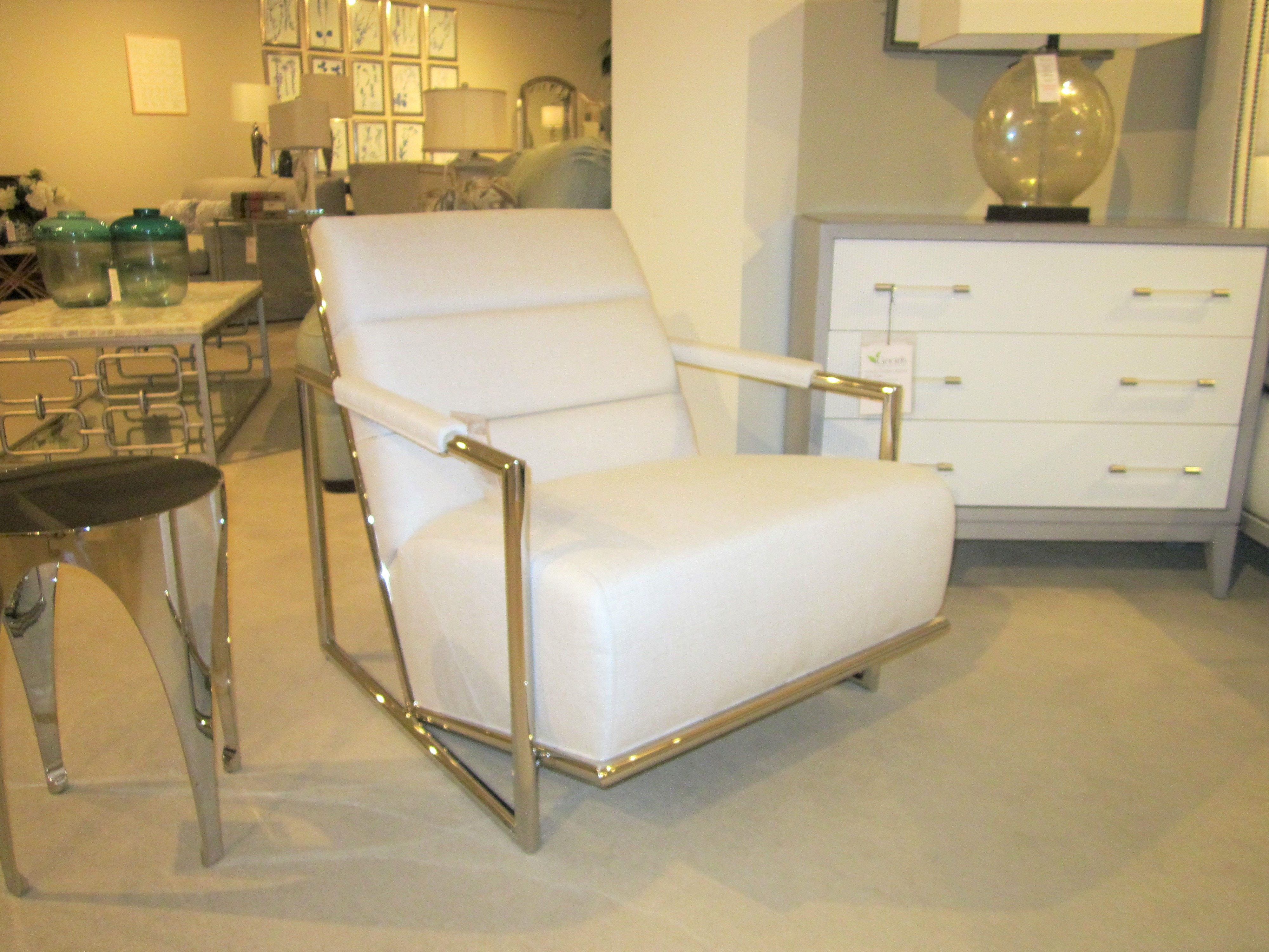 Charmant Vanguard Furniture Factory Outlet By Goodu0027s Living Room Michael Weiss  Mccartney Chair (SKU: W796 Ch Clearance 2) Is Available At Hickory Furniture  Mart In ...