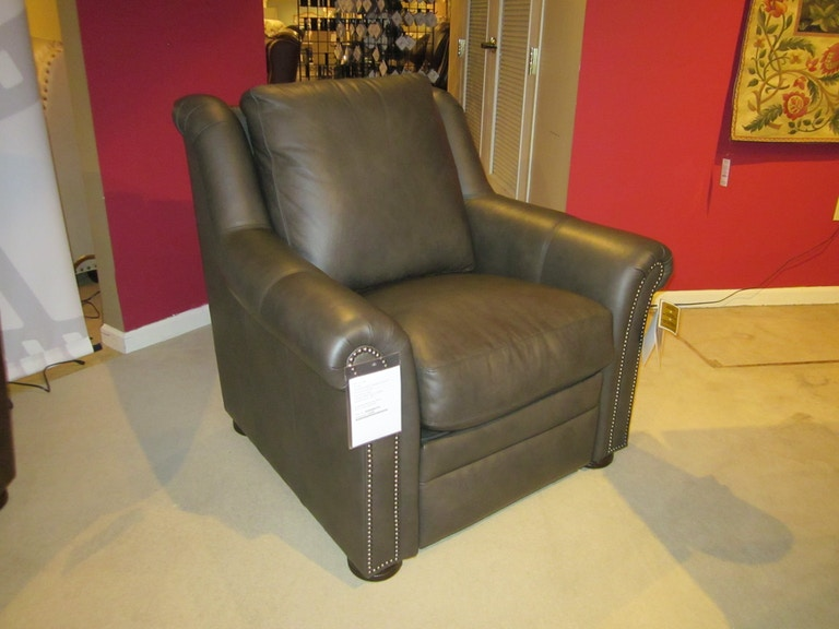 good s furniture outlet living room newman leather recliner by