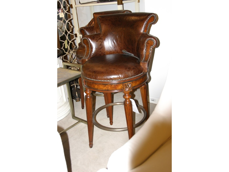 Maitland Smith Factory Outlet Bar And Game Room Barstool