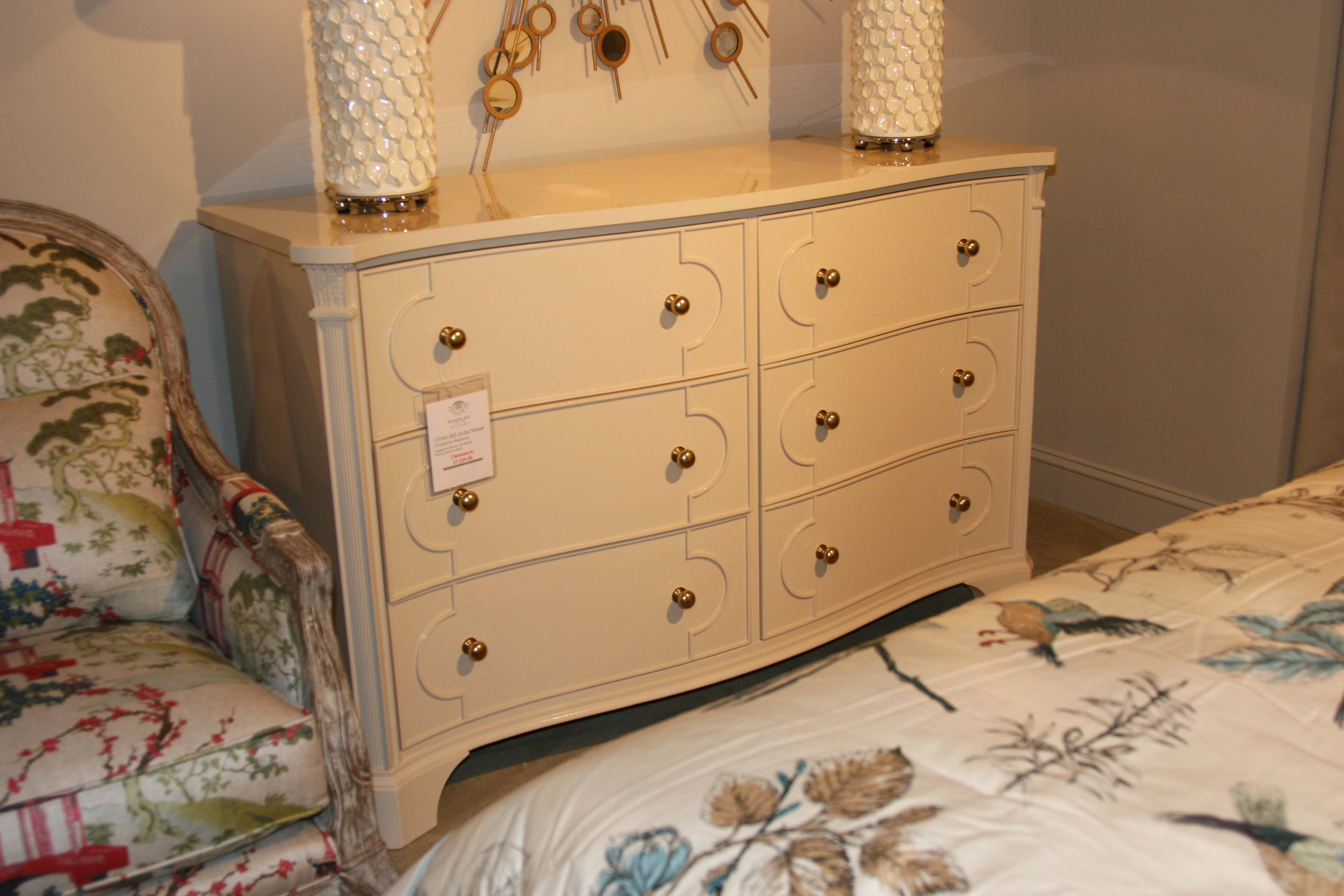 Charleston Regency   Island House Dresser