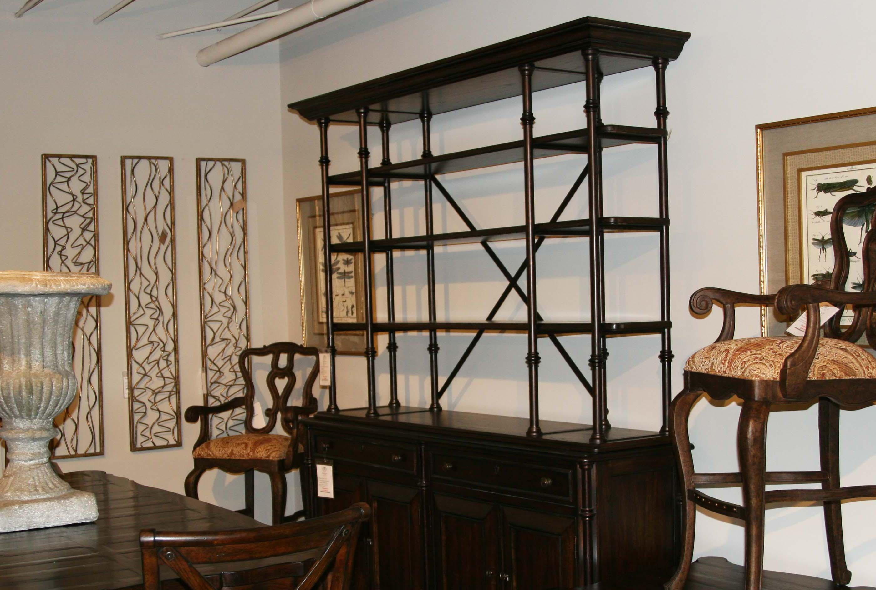 Stanley Furniture Outlet By Goodu0027s European Farmhouse   Lu0027Acrobat Open Air  Shelf By Stanley