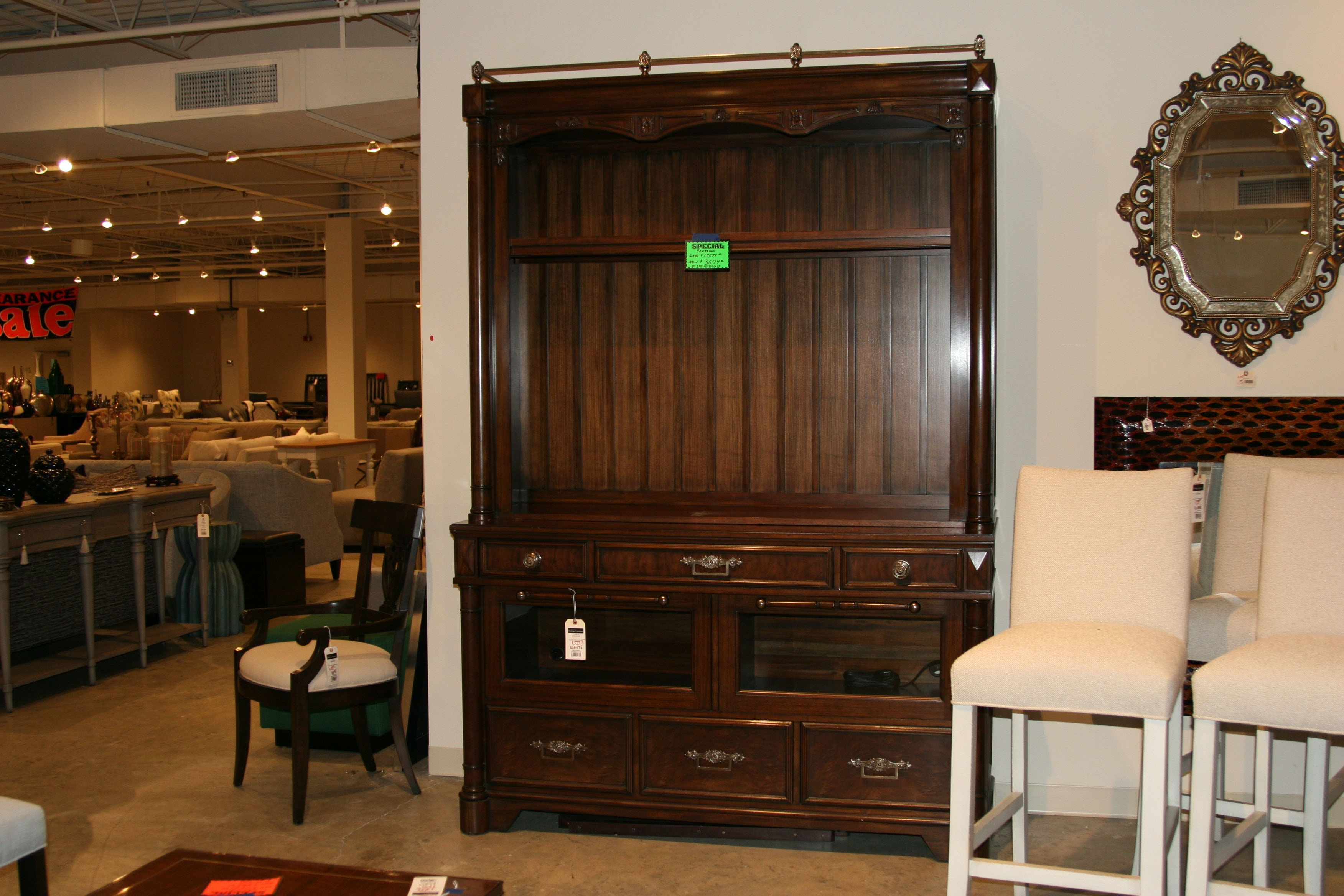 Heritage Furniture Outlet Cabinet By Henredon Furniture 4300 26 430