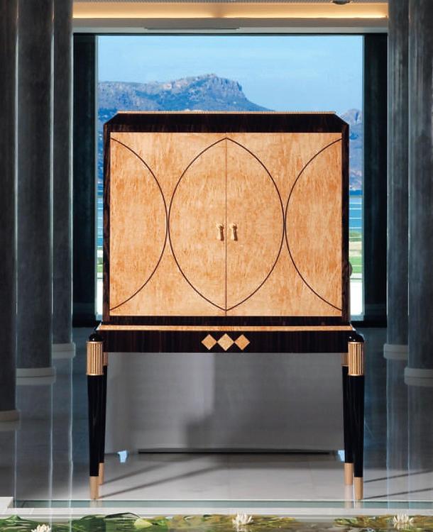 David Michael Furniture Bar Cabinet TM 2010