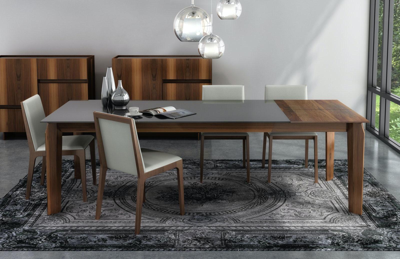 huppe dining room magnolia dining tablehuppÉ furniture 5089ve