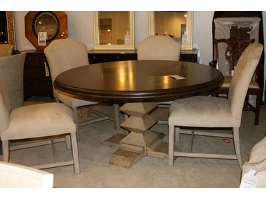 Drexel Heritage Factory Outlet 60 Inch Table 587 683