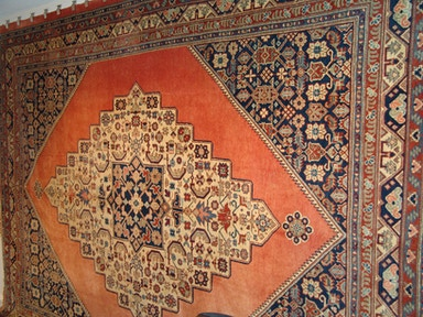 Unique Oriental Rugs & More One-of-a-Kind Fine Unique Antique Persian 6113