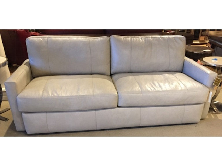 heritage furniture outlet living room brittain leather sofa by