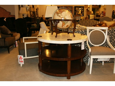 7100 55 394 Center Table By Henredon Furniture