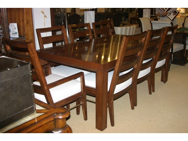 7101 20 394 Dining Table By Henredon Furniture