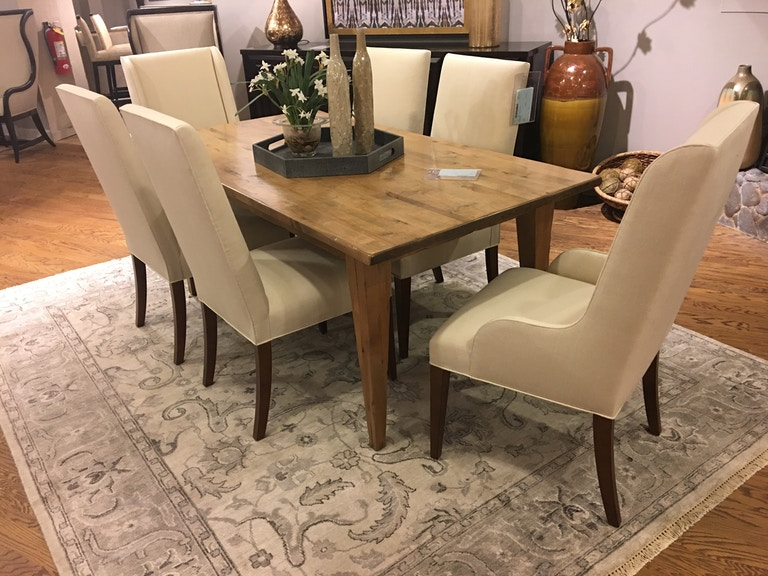 Hickory Park Furniture Outlet Dining Room Table And Chairs By Lorts SKU 7272 Is Available At Mart In NC