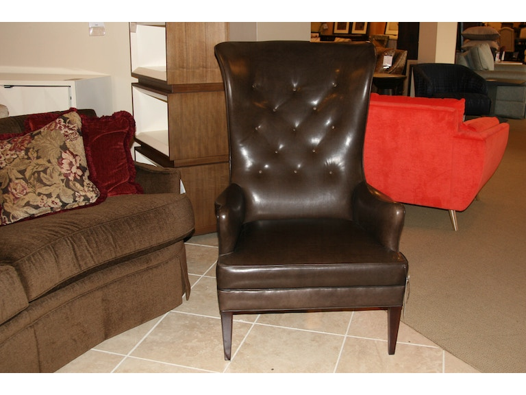 Hickory Chair Factory Outlet Living Room Leather With Tufted Back Sku 8500 55 Is Available At Furniture Mart In Nc And Nationwide