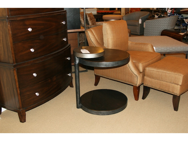 Thomasville Factory Outlet Living Room Round End Table Sku 85591 225 Is Available At Hickory Furniture Mart In Nc And Nationwide