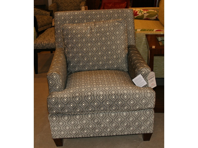 Thomasville Factory Outlet Beau Chair By Furniture 861 2503 15