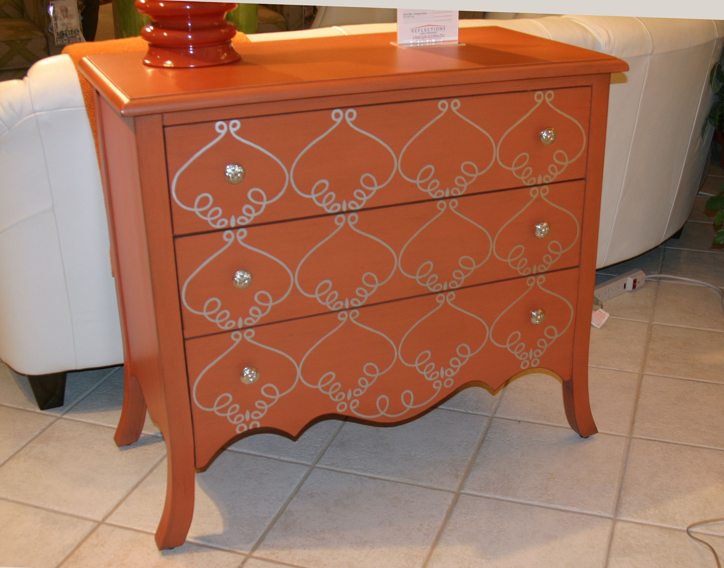 Delicieux Reflections Furniture Lu0027Orangerie Chest A2127