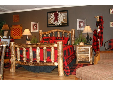 Amish Oak And Cherry Furniture Hickory Furniture Mart