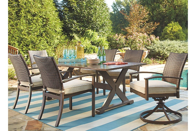 simply outdoor furniture by lindy s outdoorpatio 7 piece outdoor rh hickoryfurniture com hickory outdoor furniture covers craigslist hickory outdoor furniture