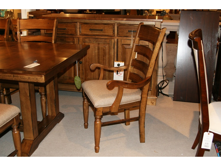 Distinctive Furnishings Of Hickory Dining Room AAmerica Upholstered Arm Chair SKU Ben SQ 2 36 K Is Available At Furniture Mart In NC
