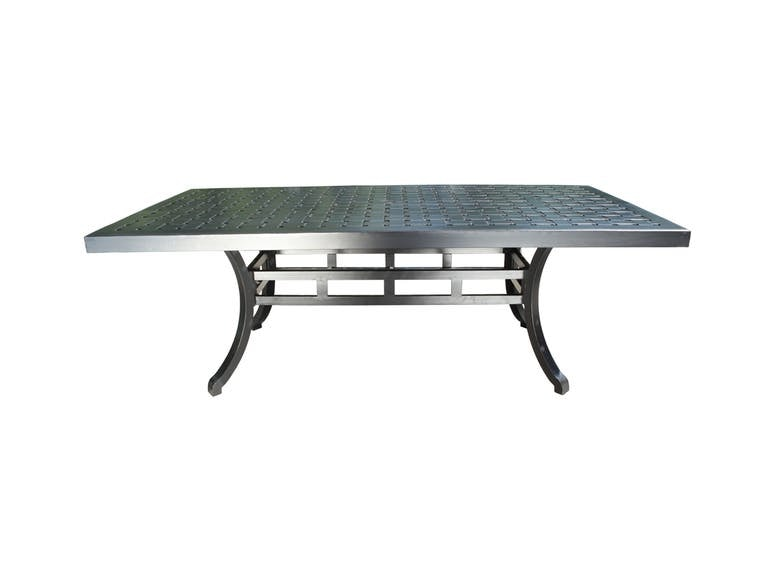 Outdoor Furniture By Goodu0027s Hampton 84in. Rectangle Table By CabanaCoast  Furniture 30037 8442