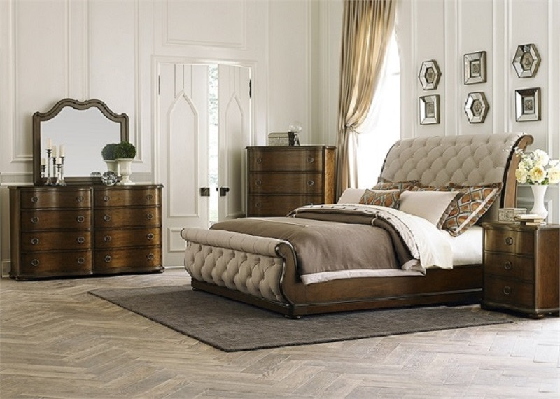 Southern Style Fine Furniture Cotswold Bedroom Group By Liberty Furniture  545 Br Ksl