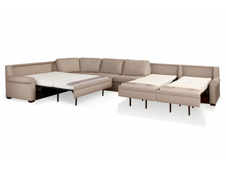 American Leather by Reflections Gina Large Comfort Sleeper Sectional by American Leather