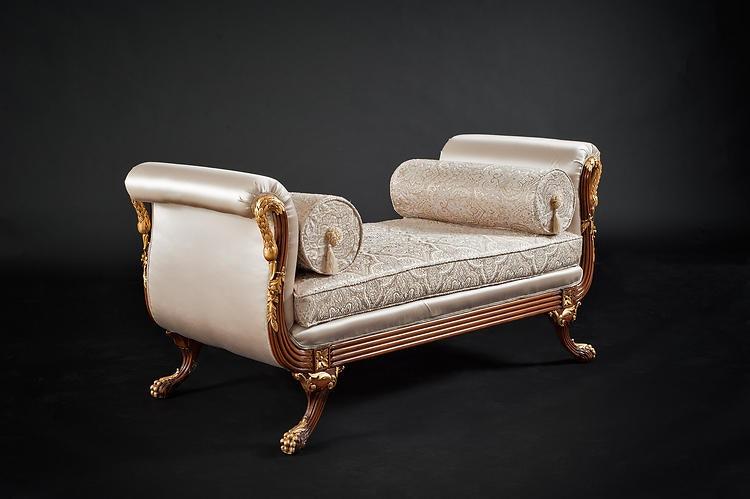 David Michael Furniture Upholstered Bench GL 350