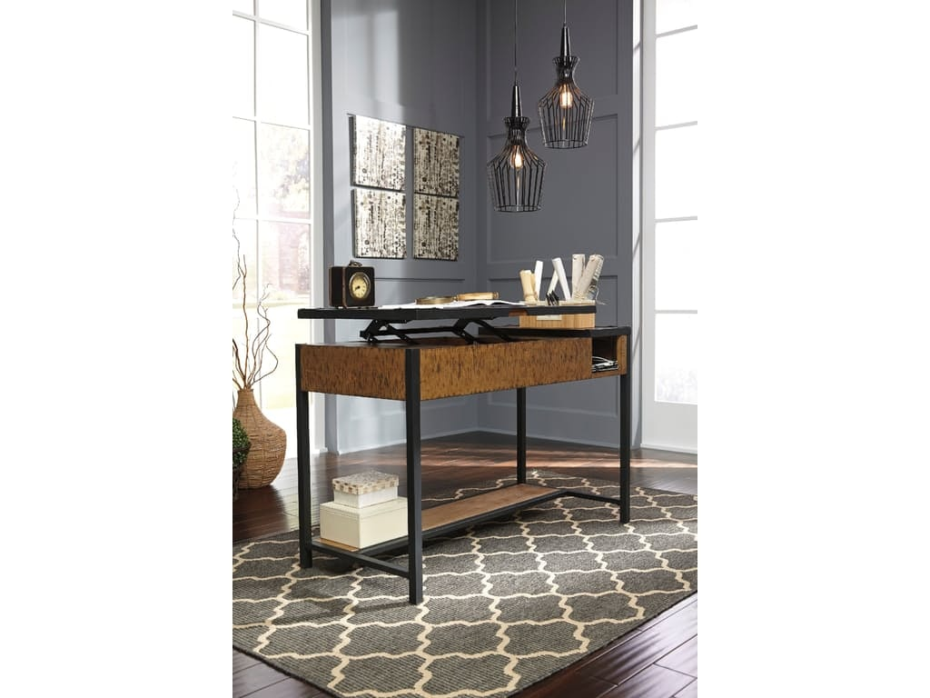 Simply Home By Lindyu0027s Furniture Kalean Lift Top Desk By Ashley Furniture  H817 29