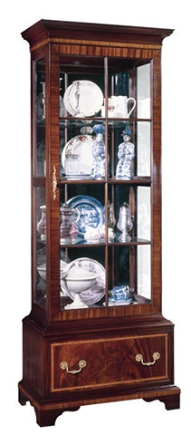 Henkel Harris Furniture Display Cabinet 2301