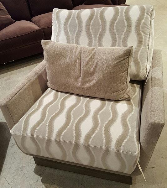 Heritage Furniture Outlet Burton James Trek Chair JC139