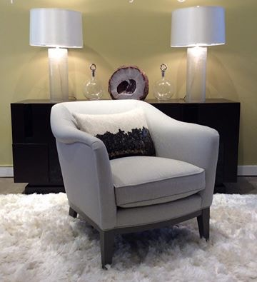 Mitchell Gold + Bob Williams Factory Outlet Living Room Larkin Char In  Relic Silver. (SKU: Larkin 3) Is Available At Hickory Furniture Mart In  Hickory, ...