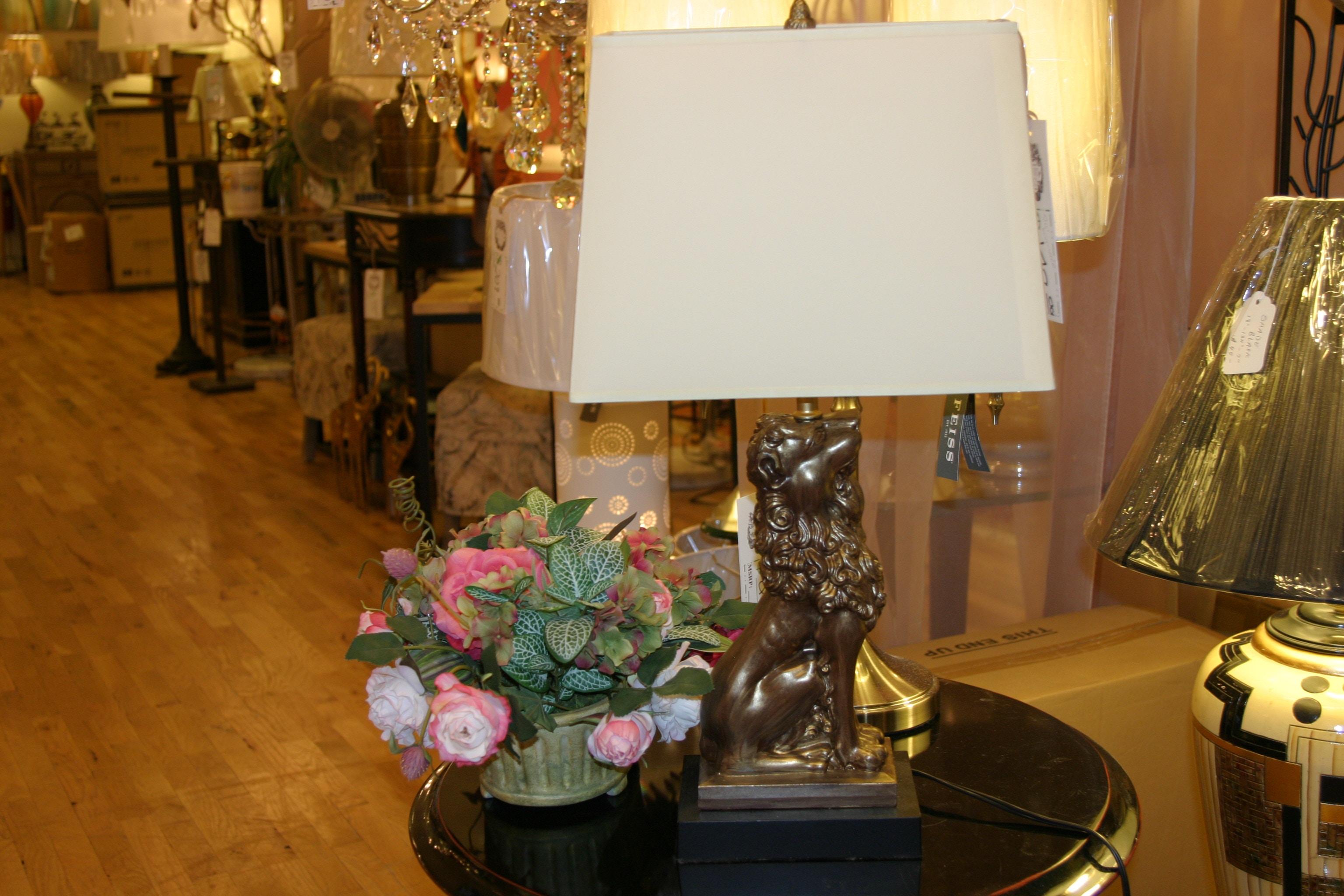 The Light Place Lamp Sale Lion Lamp