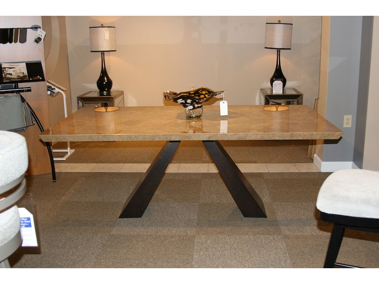 Reflections Furniture Outlet Dining Room Marble Table SKU Is Available At Hickory Mart In NC And Nationwide