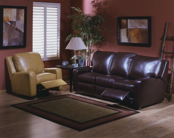 Leather and More Omnia Leather Recliner Venetian-Recliner : venetian recliner - islam-shia.org